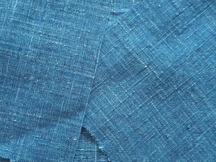 藍色のポーチ【kurumu#15】