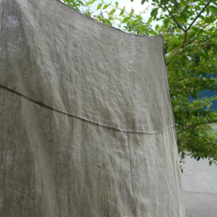 泰山木のストール