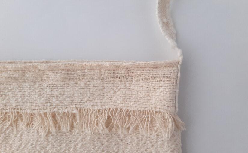 手織りバッグと南米土産のはなし